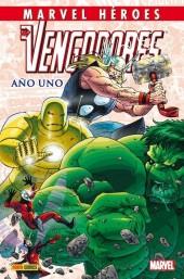 Marvel Héroes -40- Los Vengadores: Año Uno