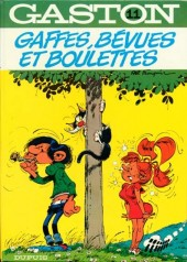 Gaston -11b1980- Gaffes, bévues et boulettes
