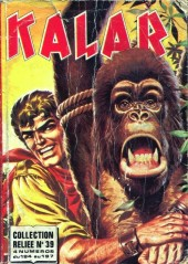 Kalar -REC39- Collection reliée N°39 (du n°194 au n°197)