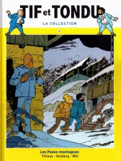 Tif et Tondu - La collection (Hachette)  -27- Les Passe-Montagnes