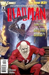 DC Universe Presents (2011) -3- Deadman in Twenty Questions, Part 3