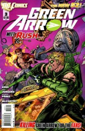 Green Arrow (2011) -3- Green Arrow's Last Stand