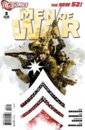 Men of war Vol.2 (DC comics - 2011) -3- (sans titre)