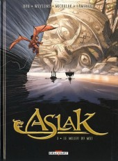 Aslak -3- Le milieu du Mât