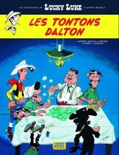 Lucky Luke (Les aventures de) -6- Les tontons Dalton