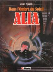 Dans l'ombre du soleil -3- Alia