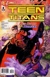 Teen Titans (2011) -3- Better to Burn Out... Than to Fade Away