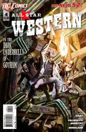 All Star Western (2011) -4- The Barbary Ghost, part 1