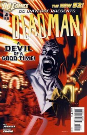DC Universe Presents (2011) -4- Deadman in Twenty Questions, Part 4