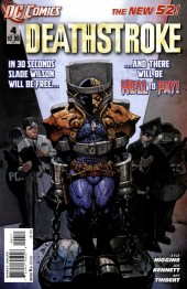Deathstroke (2011) -4- Time's Up