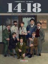 14-18 (Corbeyran/Le Roux) -1- Le Petit Soldat (août 1914)