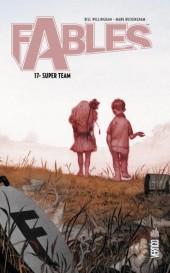 Fables (Urban Comics) -17- Super Team