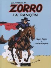 Zorro (les aventures de) (Jean Pape) -1- La rançon