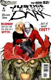 Justice League Dark (2011) -4- In the dark, part 4