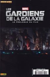 Iron Man Hors-Série -5- Les Gardiens de la Galaxie - Le Prologue du film