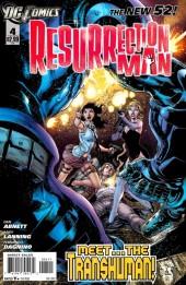 Resurrection Man (2011) -4- Double Take