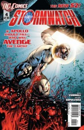 Stormwatch (2011) -4- The Dark Side, part 4