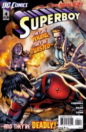 Superboy (2011 - 2) -4- Wise Men Need Not Apply