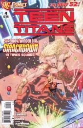 Teen Titans (2011) -4- Danger Squared !