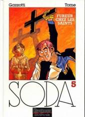 Soda -5a97- Fureur chez les saints