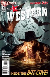 All Star Western (2011) -5- The Barbary Ghost, part 2