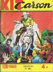 Kit Carson -492- Le shérif d'acier