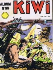 Kiwi -REC098- Album N°98 (du n°396 au n°398)