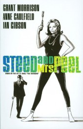 Steed and Mrs. Peel (Eclipse books - 1990) -INT- The Golden Game