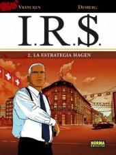 I.R.$. (en espagnol) -2- La Estrategia Hagen