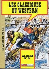 Les classiques du western -REC03- Album n°3 (Carabina Slim n° 154, El Bravo n°107, Whipii n°107)