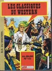 Les classiques du western -REC10- Album n°10 (El Bravo n°111, Long Rifle n°98 et n°103)