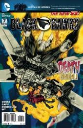 Blackhawks (2011) -7- Obsolescence, part 2