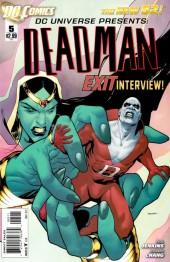 DC Universe Presents (2011) -5- Deadman in Twenty Questions, Part 5