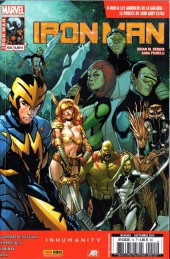 Iron Man (Marvel France - 2013) -15A- Le Procès de Jean Grey (2/6)