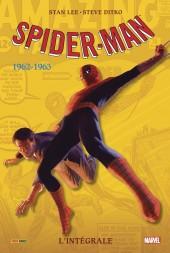 Spider-Man (L'Intégrale) -1INTa- Spider-man : l'intégrale 1962-1963