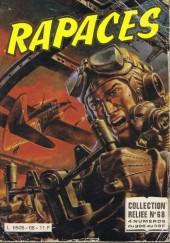 Rapaces (Impéria) -Rec68- Collection reliée N°68 (du n°396 au n°399)