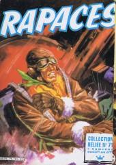 Rapaces (Impéria) -Rec71- Collection reliée N°71 (du n°408 au n°411)