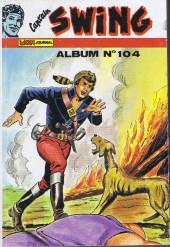 Capt'ain Swing! (1re série) -Rec104- Album N°104 (n°269, n°6 Spécial et n°292)