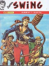 Capt'ain Swing! (2e série) -Rec07- Album N°7 (du n°19 au n°21)