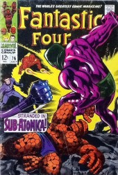 Fantastic Four (1961) -76-