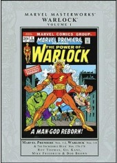 Marvel Masterworks: Warlock (2007) -INT01- Volume 1
