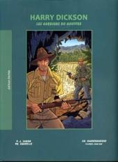 Harry Dickson (Vanderhaeghe/Zanon) -9EL- Les gardiens du gouffre