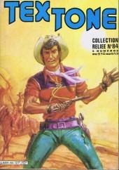 Tex-Tone -Rec84- Collection reliée N°84 (du n°510 au n°513)