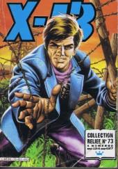 X-13 agent secret -Rec73- Collection reliée N°73 (du n°424 au n°427)