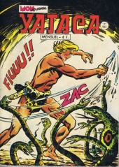 Yataca (Fils-du-Soleil) -157- Le carnet fatal