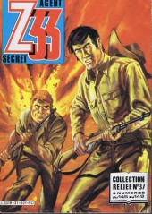 Z33 agent secret -Rec37- Collection reliée N°37 (du n°145 au n°148)