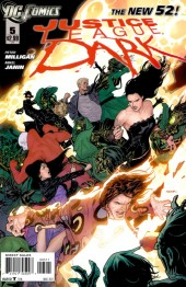 Justice League Dark (2011) -5- In the Dark, Finale