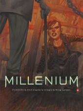 Millénium -4- La fille qui rêvait d'un bidon d'essence et d'une allumette - Seconde partie