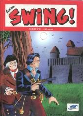 Capt'ain Swing! (2e série) -Rec51- Album N°51 (du n°152 au n°154)