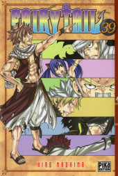 Fairy Tail -39- Tome 39